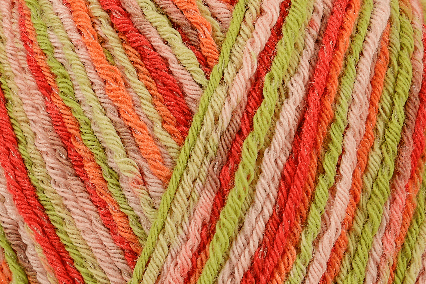 Picture of Cotton Color: Tuttifruitti: 5 x 100g: Apple