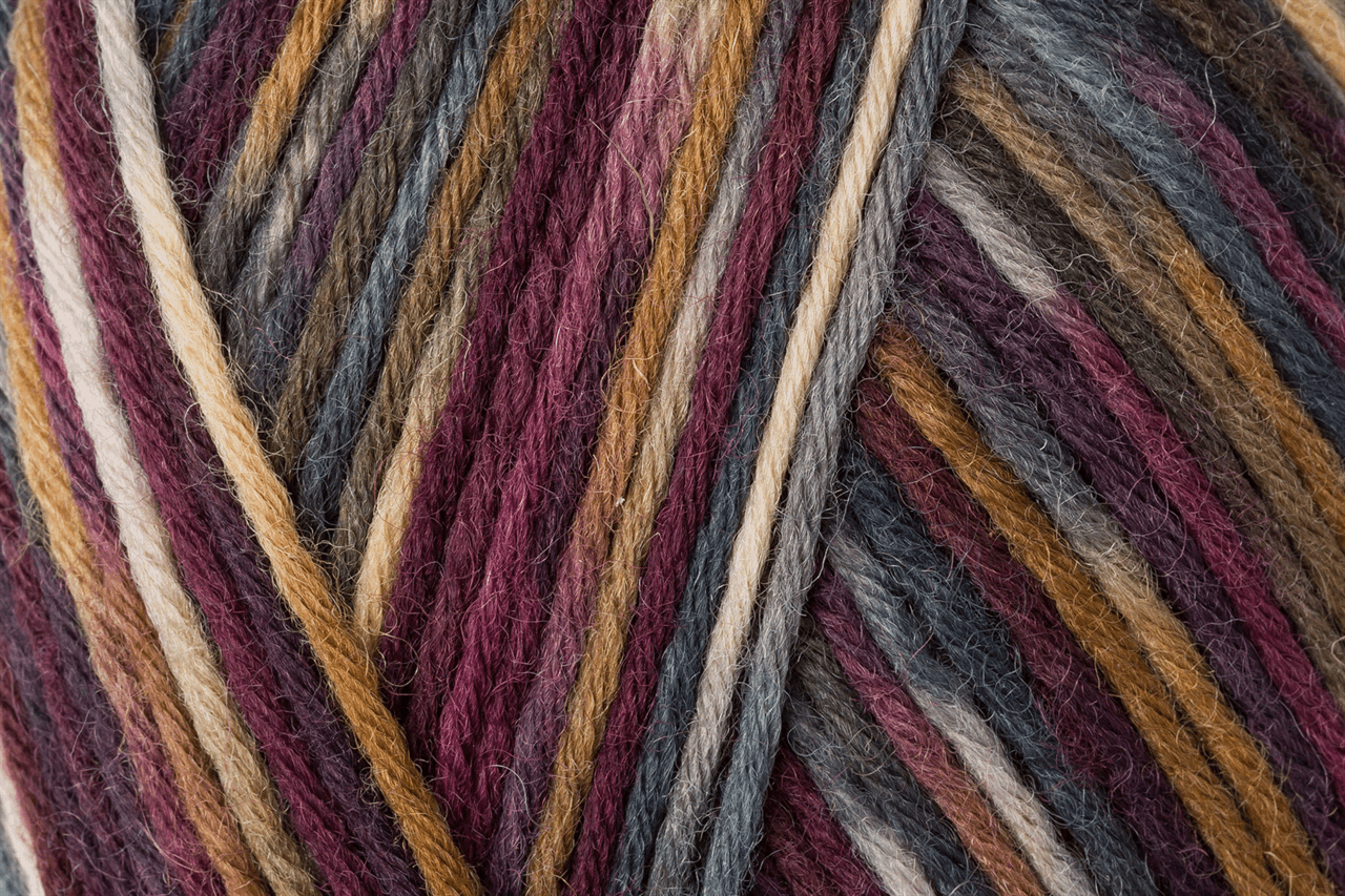Picture of Color: Colorito: 8 Ply: 5 x 150g: Mountain