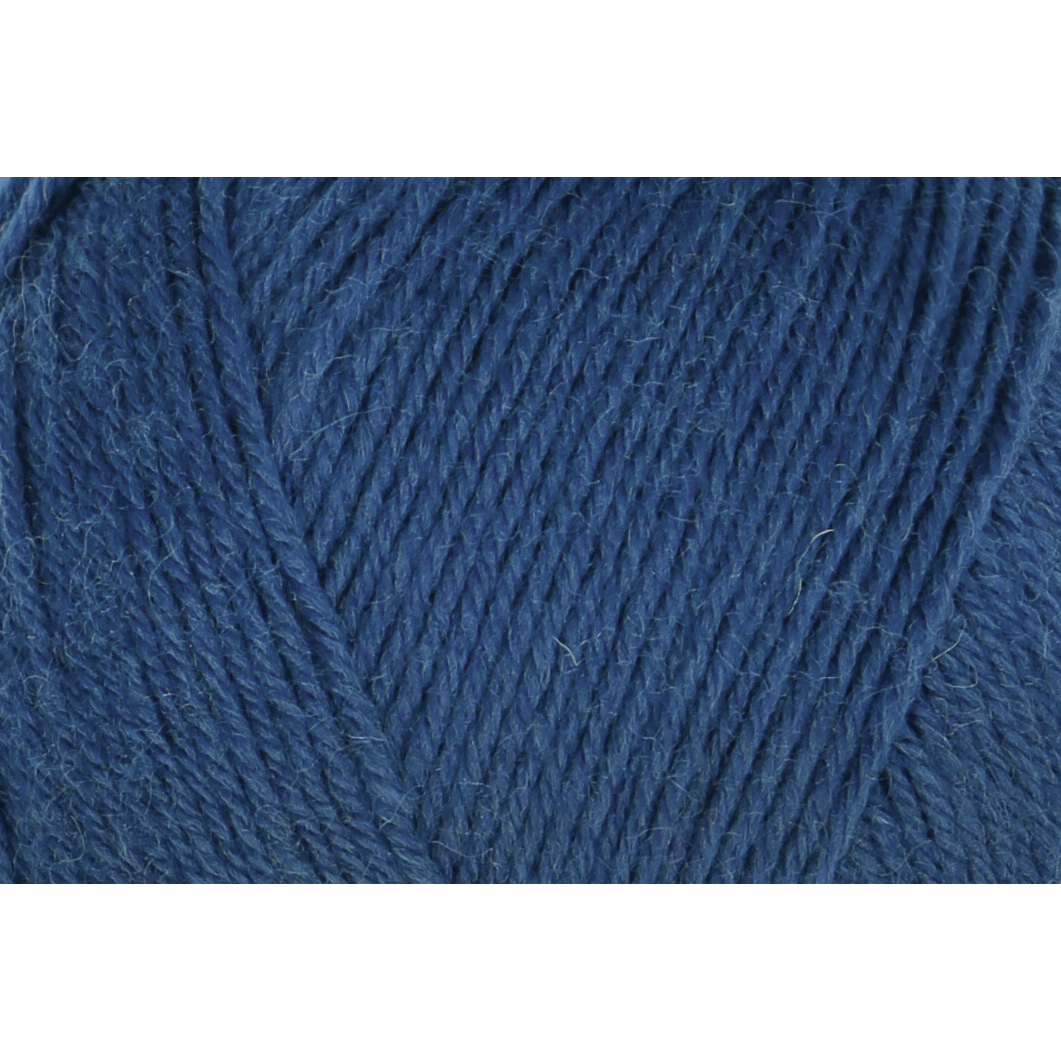 Picture of Eco Line: Uni: 4 Ply: 5 x 100g: Ocean Blue