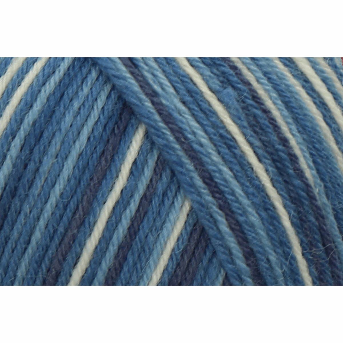 Picture of Eco Line: Colour: 4 Ply: 5 x 100g: Water Colour
