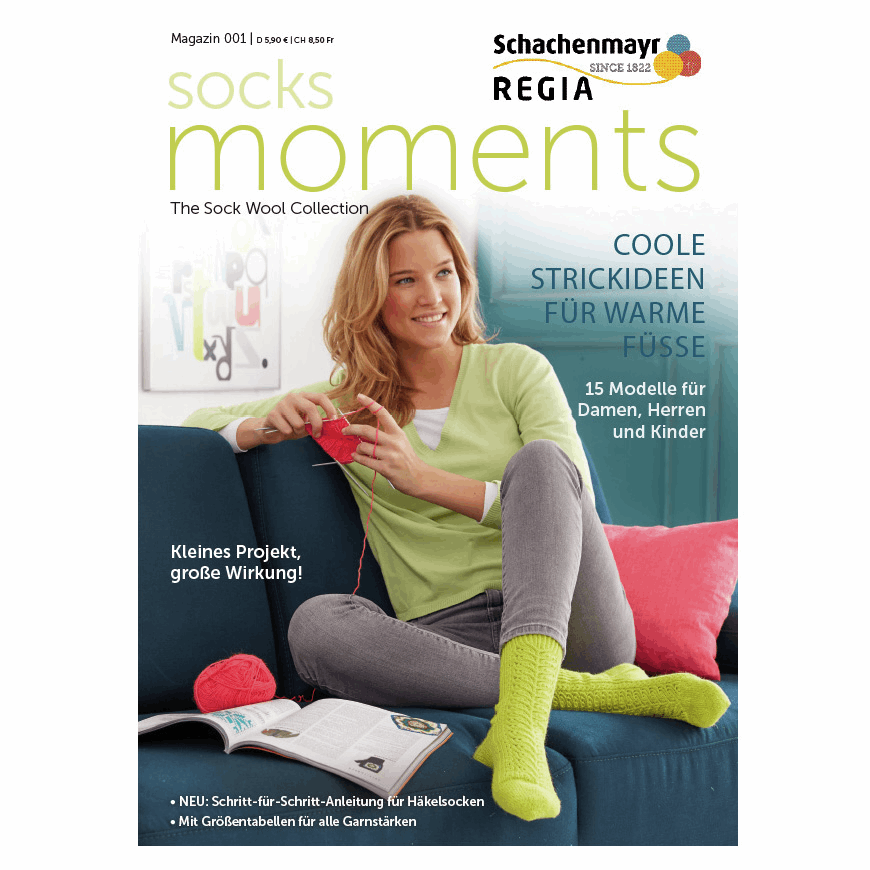 Picture of Sock Moments Book: English