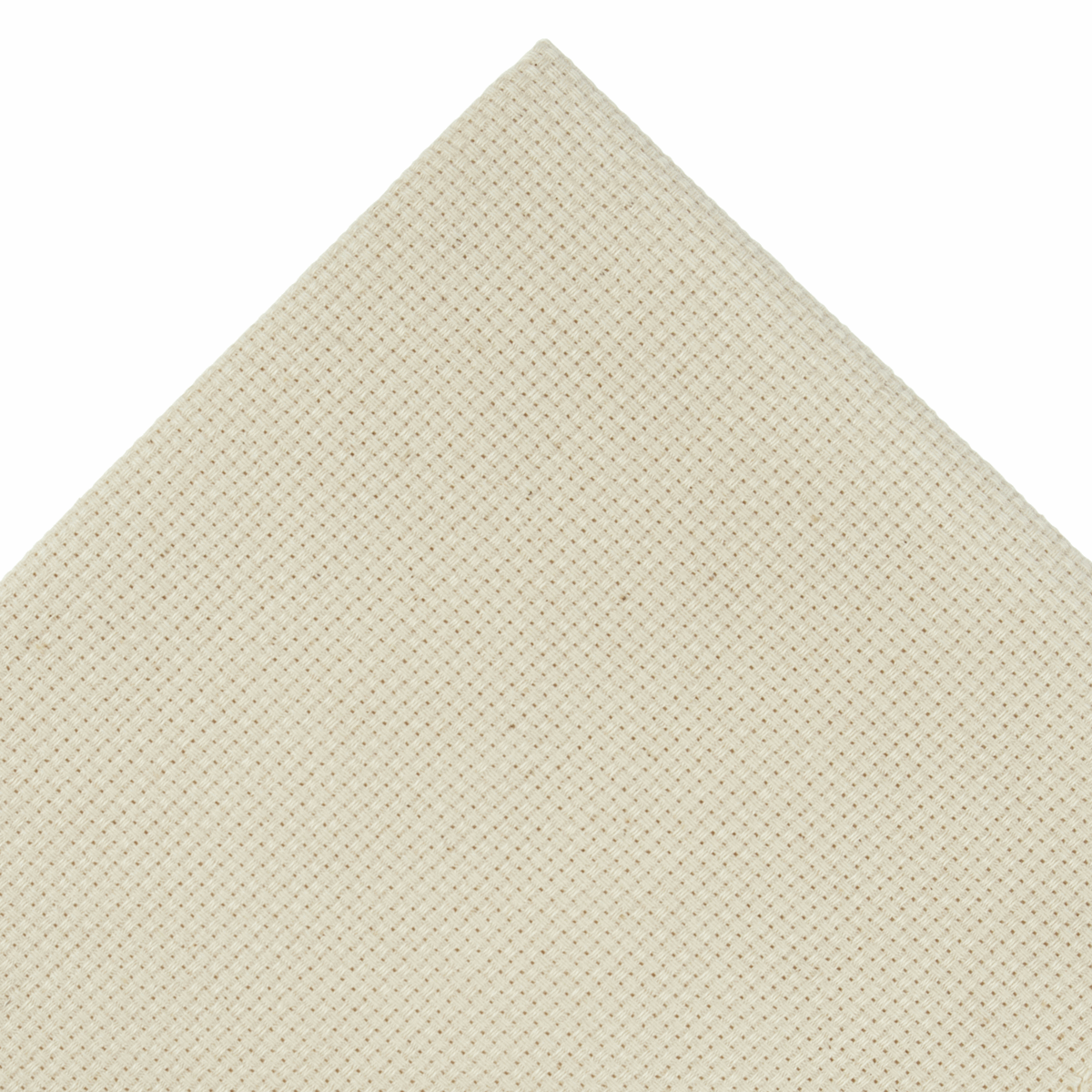 Picture of Punch Needle Fabric: 11 Count: 70 x 80cm: Cream: 1 Piece