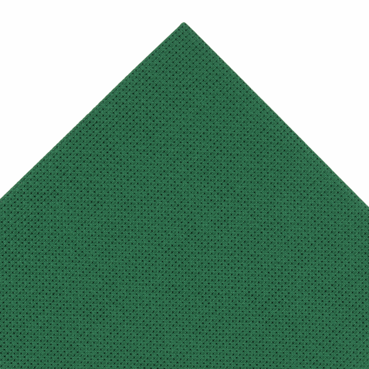 Picture of Needlecraft Fabric: Aida: 14 Count: 30 x 45cm: Green