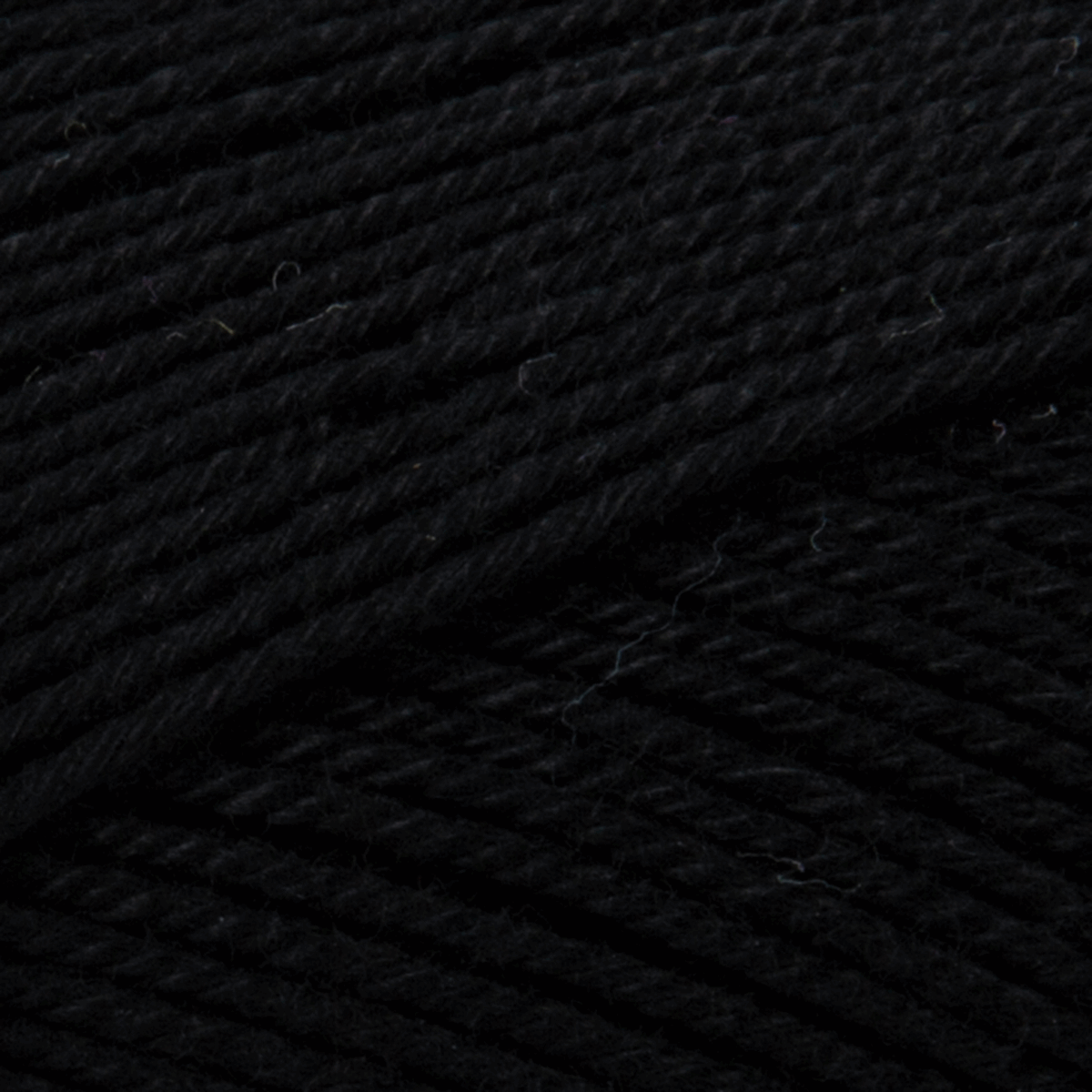 Picture of 100% Cotton: 4 Ply: 10 x 100g: Black