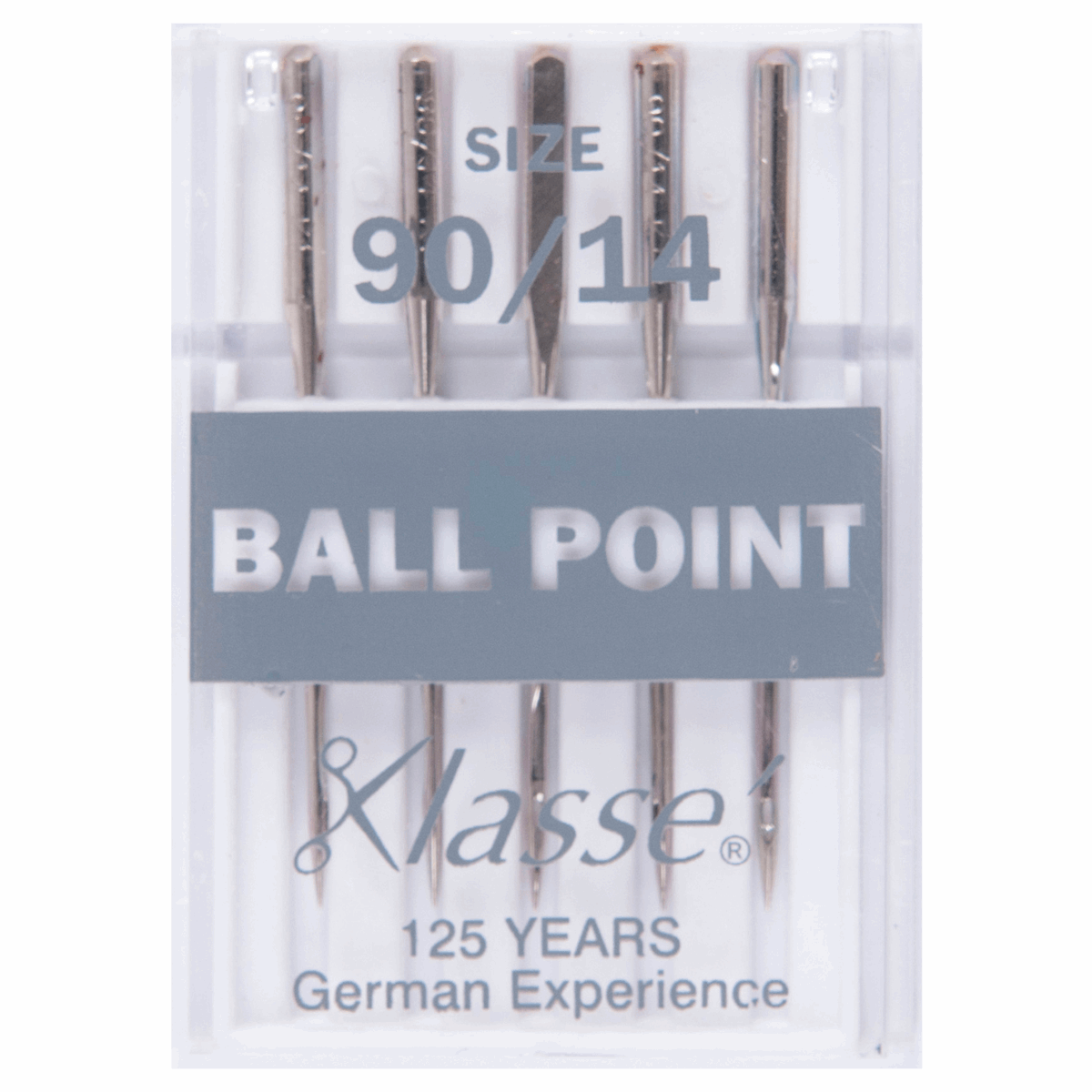 Picture of Sewing Machine Needles: Ball Point: 90/14: 5 Pieces