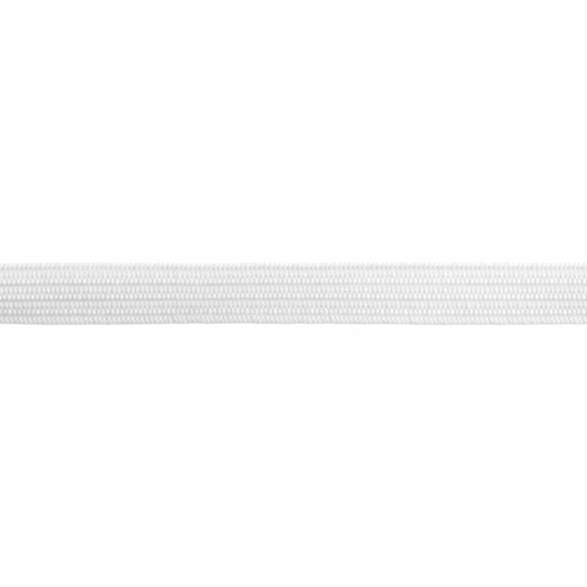 Picture of Braid Elastic: 250m x 7mm: White