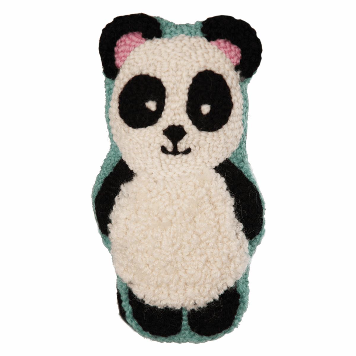 Picture of Punch Needle Kit: Cuddly Friend: Panda