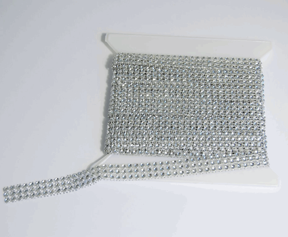 Picture of Trim: Jewel: 3 Line x 5m: Clear