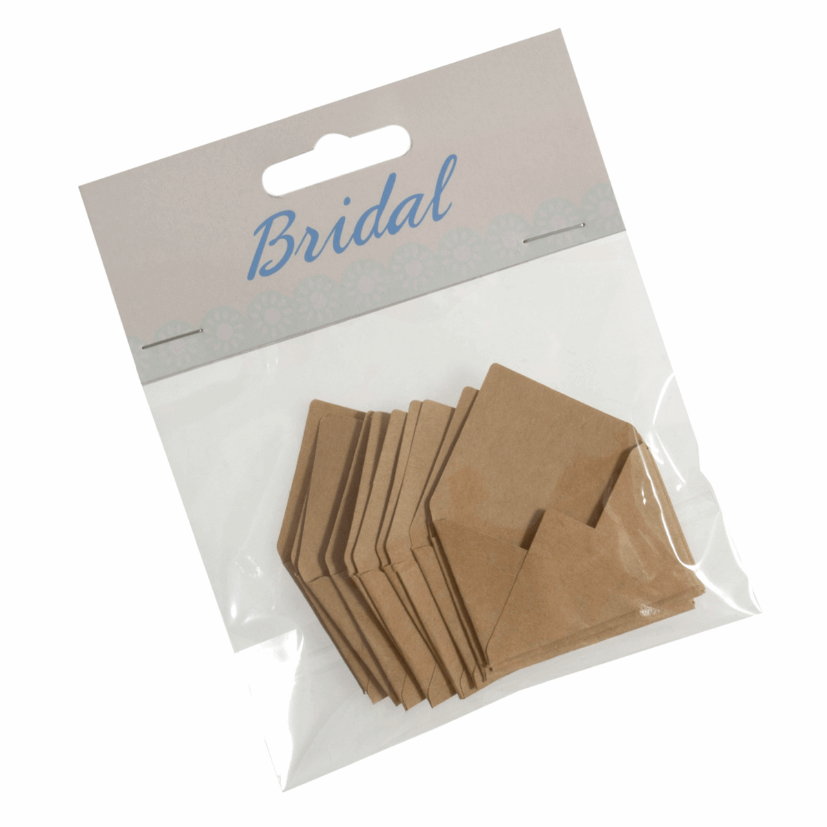 Picture of Envelopes: Mini Paper: 3 x 4.4cm: Pack of 12
