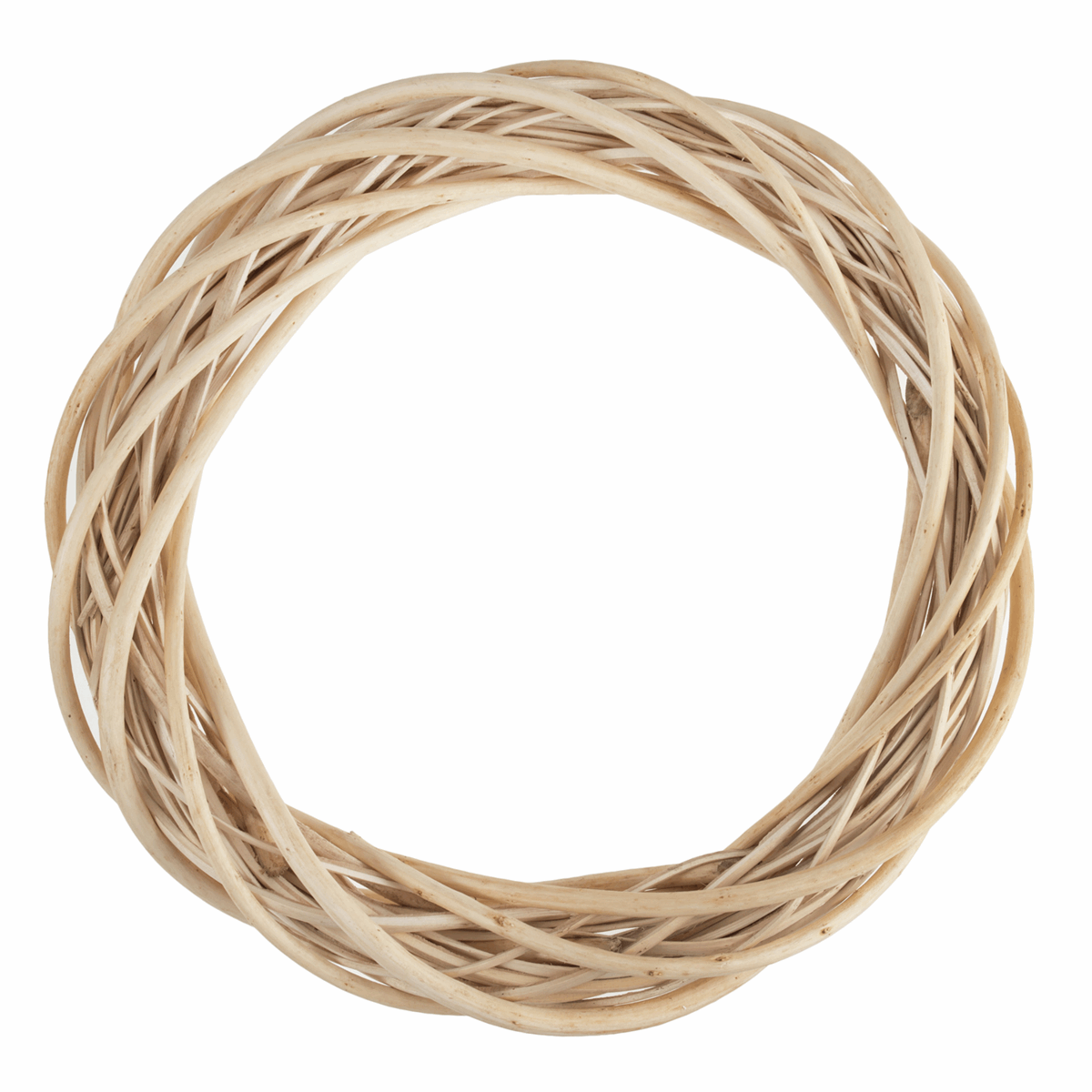 Picture of Wreath Base: Light Willow: 30cm/12in