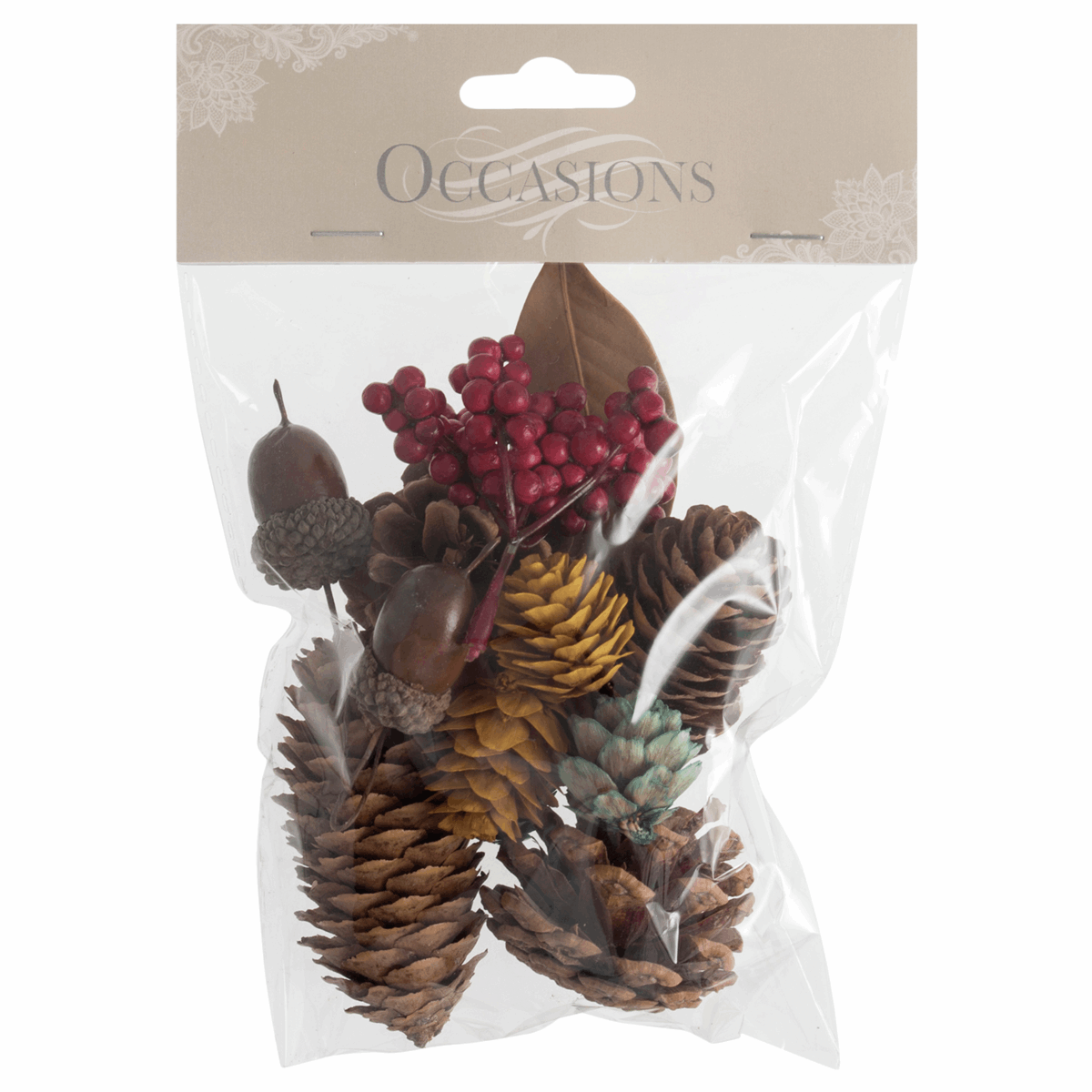 Picture of Natural Acorn Mix Bag: 45g