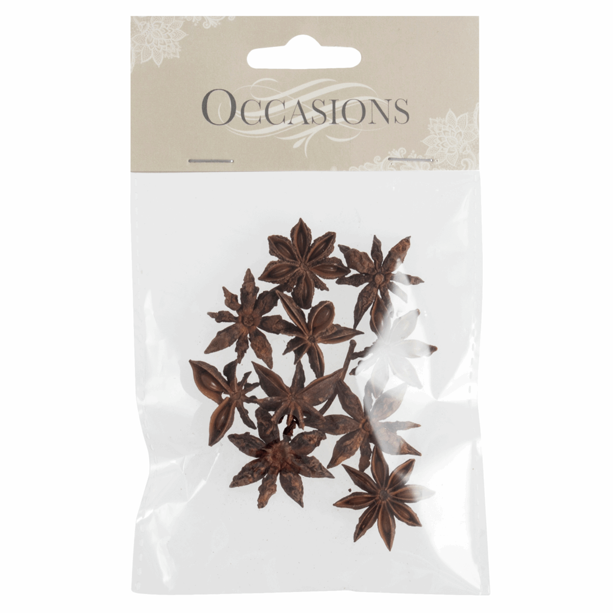 Picture of Dried Star Anise: 10 Pieces
