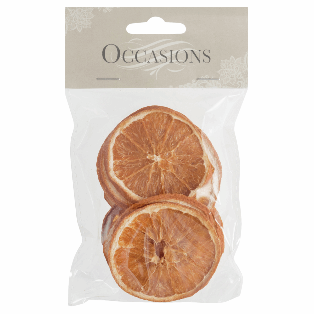 Picture of Dried Orange Slices: 10 Pieces