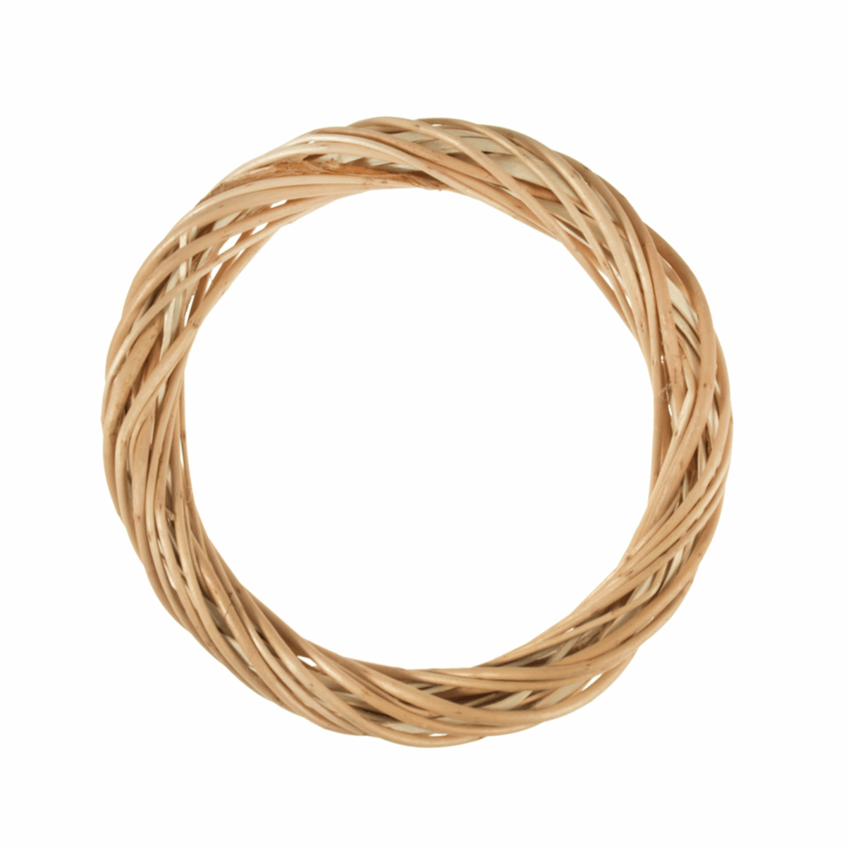 Picture of Wreath Base: Light Willow: 20cm/7.9in