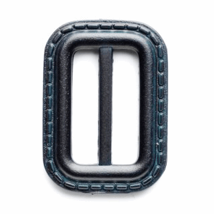 Picture of Fastening: Raincoat Slide Buckle: 25mm: Navy: Pack of 1