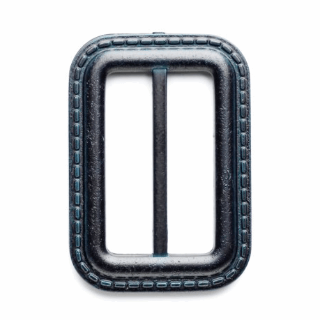 Picture of Fastening: Raincoat Slide Buckle: 40mm: Navy: Pack of 1