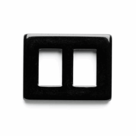 Picture of Fastening: Slide: Buckle: 10mm: Black: Pack of 1