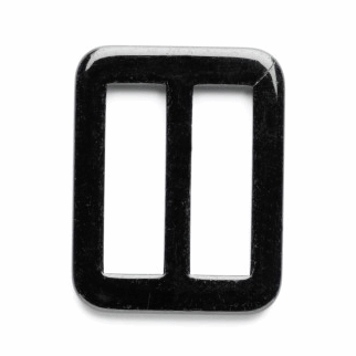 Picture of Fastening: Slide: Buckle: 25mm: Black: Pack of 1