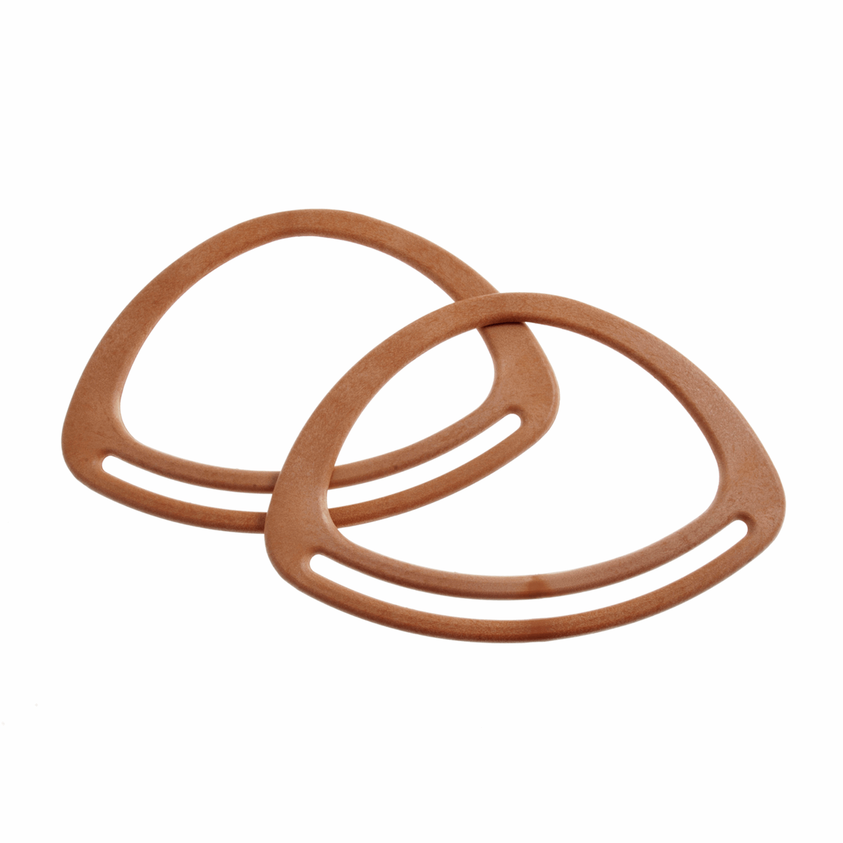 Picture of Bag Handles: Oval: 7in: Light Brown