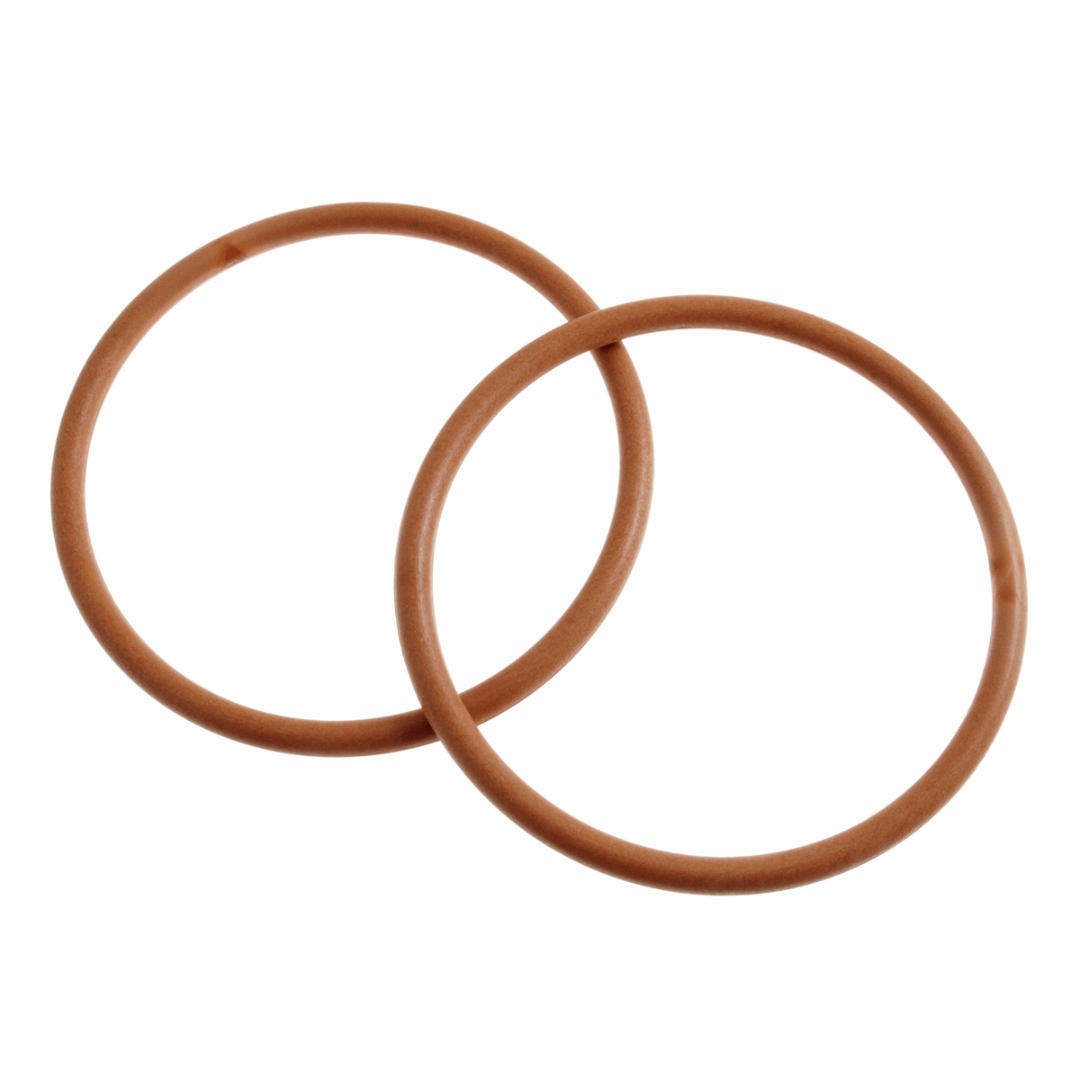 Picture of Bag Handles: Round: 4.5in: Light Brown