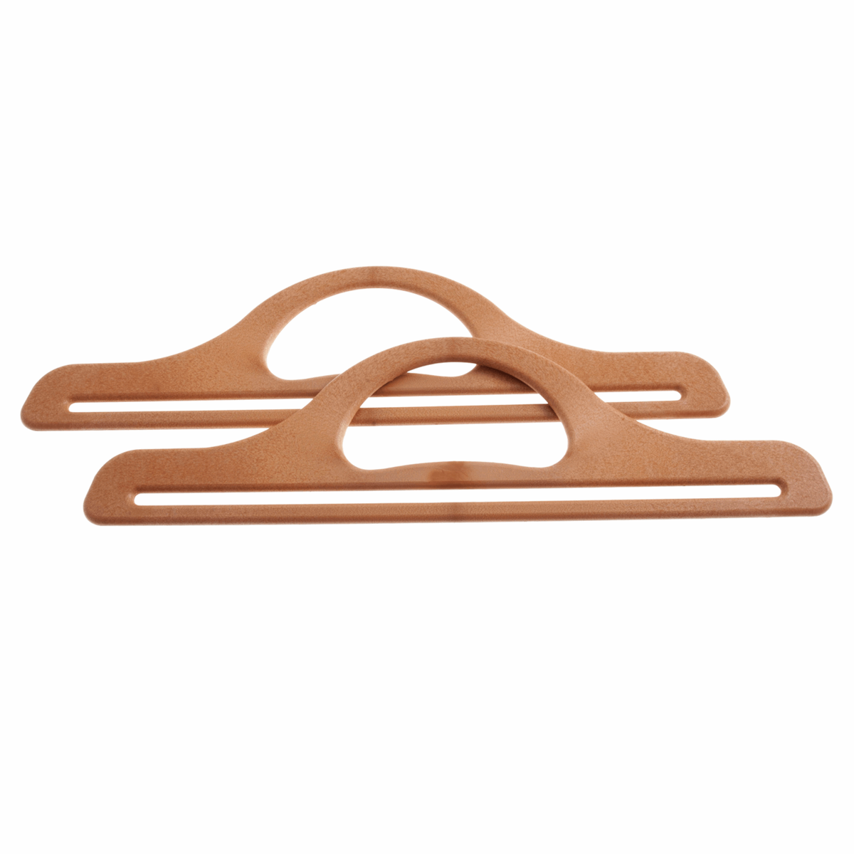 Picture of Bag Handles: Wide: 11in: Light Brown