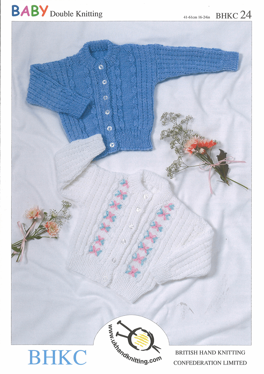 Picture of Pattern: Tyrolean Style Cardigan