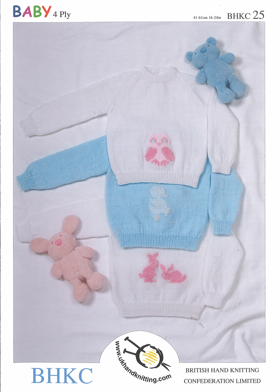 Picture of Pattern: Embroidered Sweaters