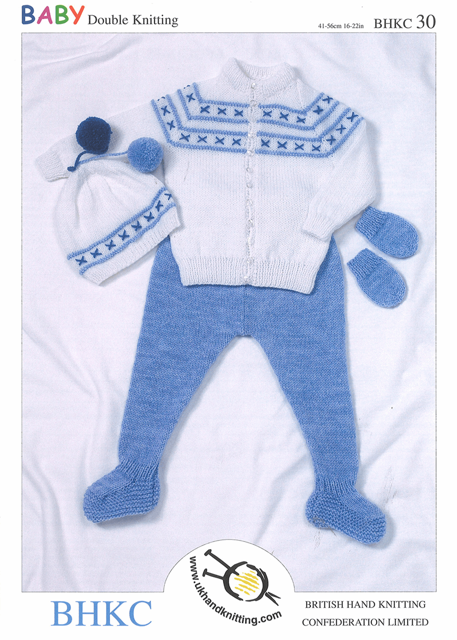 Picture of Pattern: Jacket, Leggings, Hats and Mitts