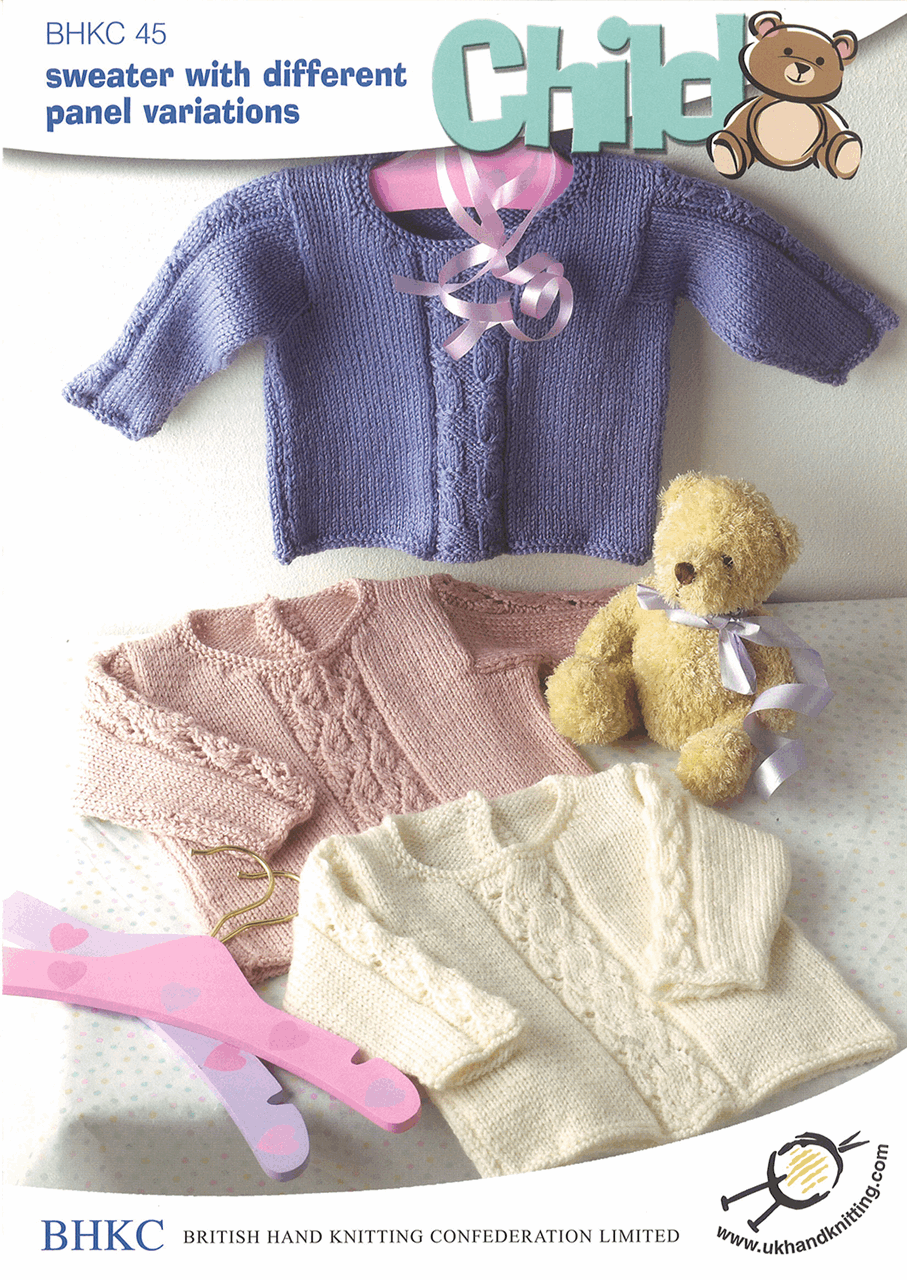 Picture of Pattern: Sweaters