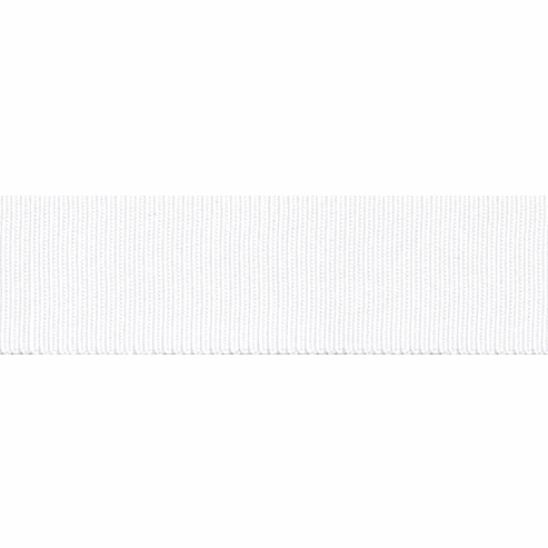 Picture of Grosgrain: 5m x 38mm: White