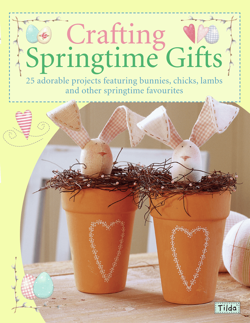 Picture of Book: Crafting Springtime Gifts