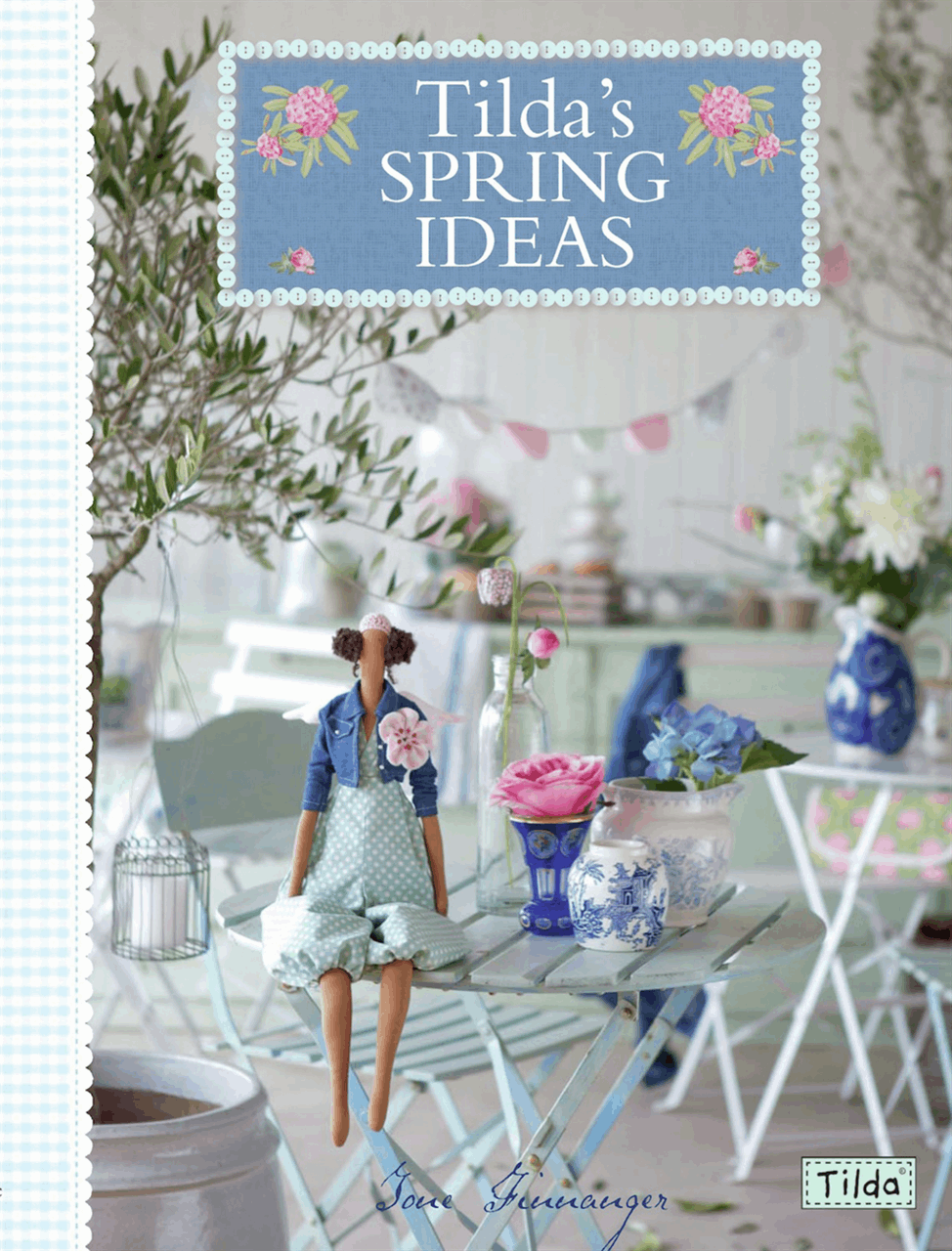 Picture of Book: Tilda's Spring Ideas