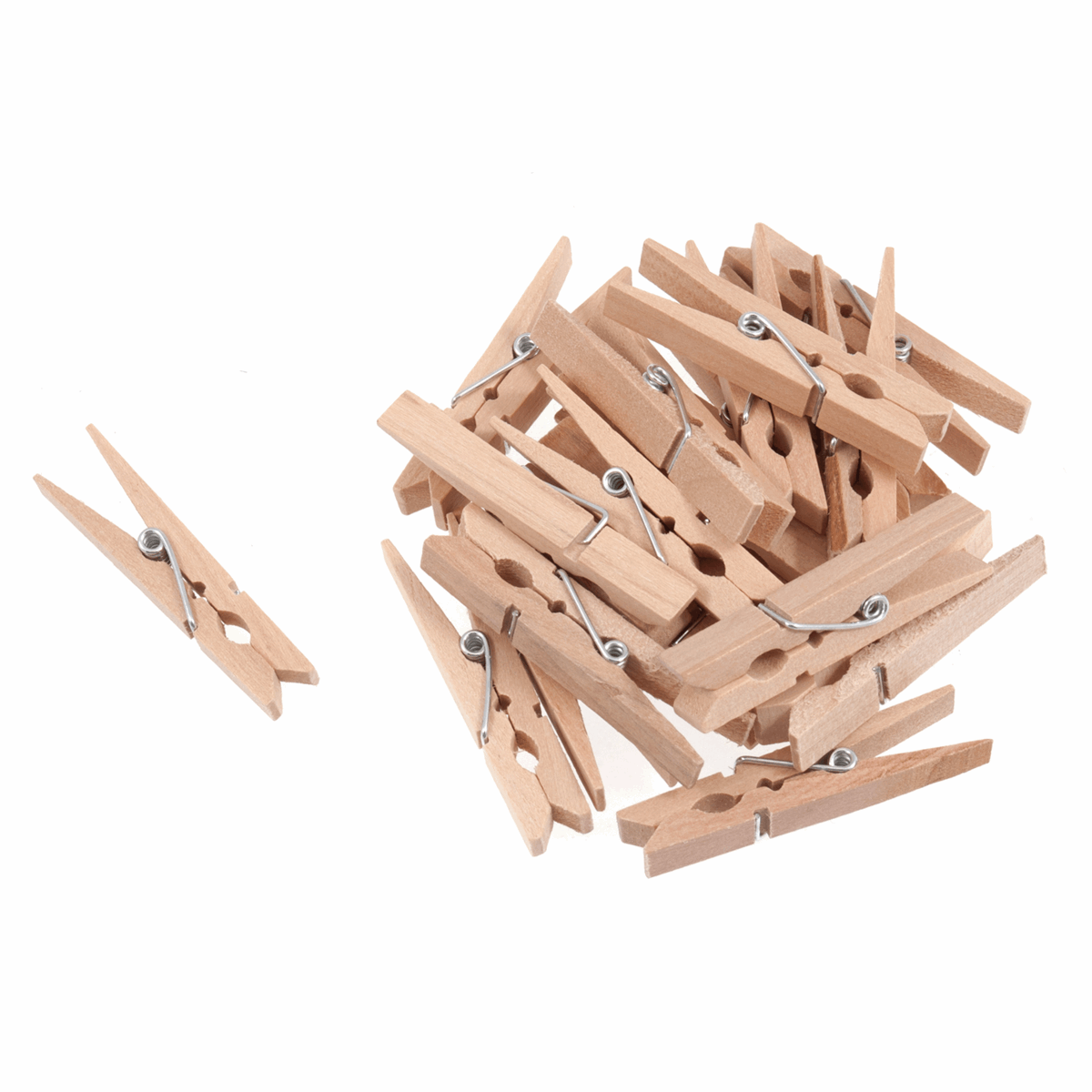 Picture of Pegs: Medium: Natural: Pack of 20