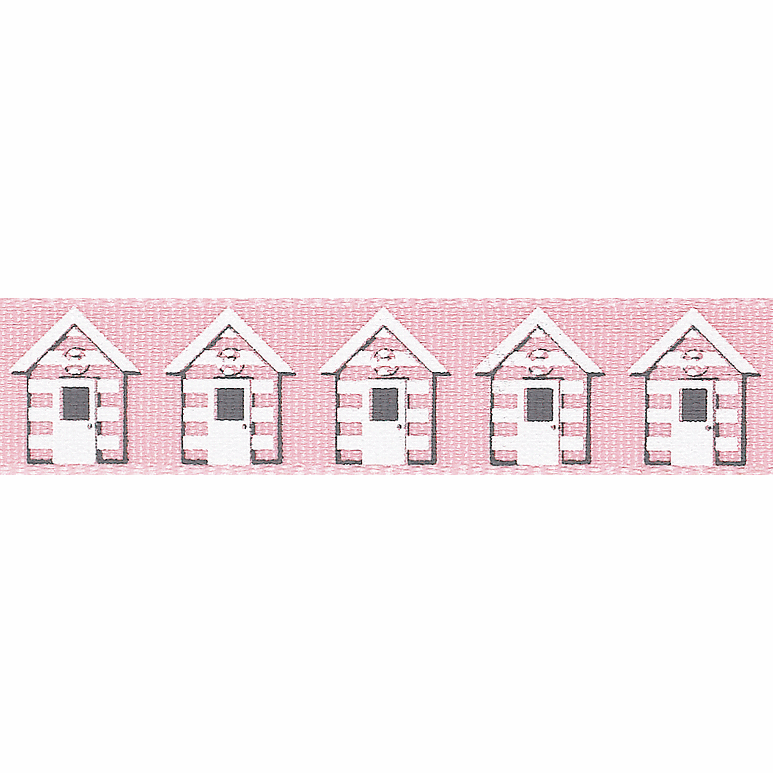 Picture of Beach Hut: 4m x 15mm: Pink