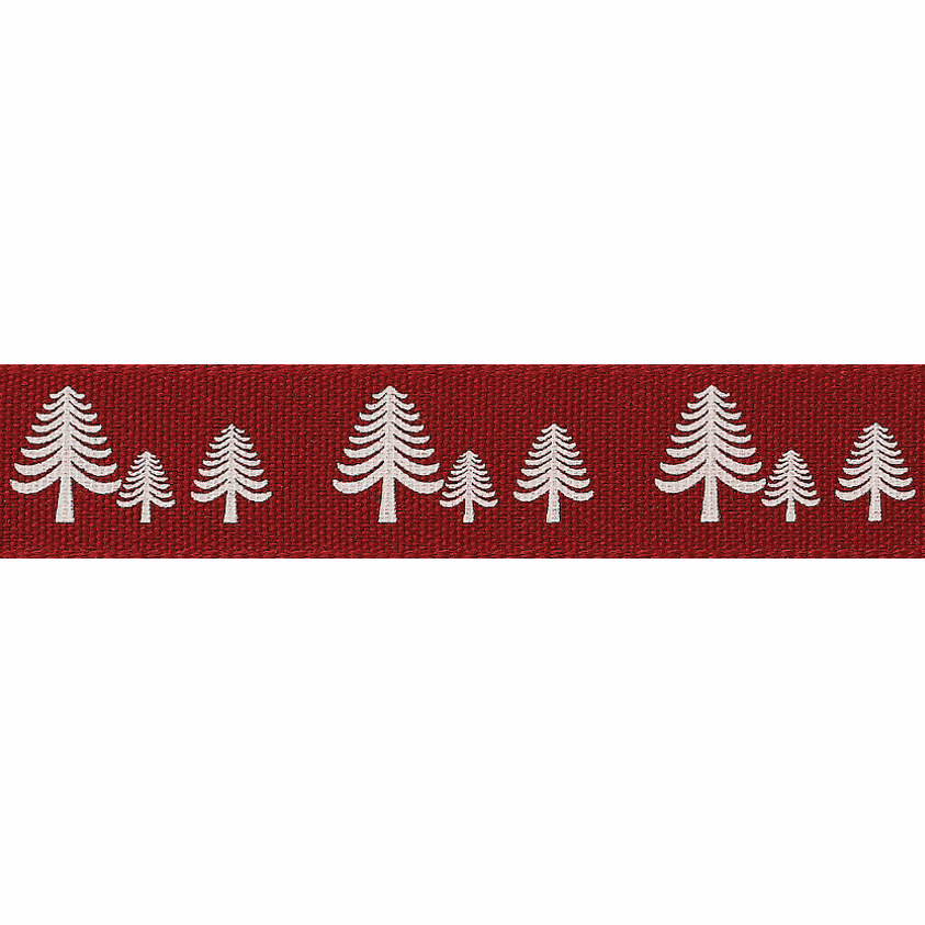 Picture of Festive Forest: 4m x 15mm: Red