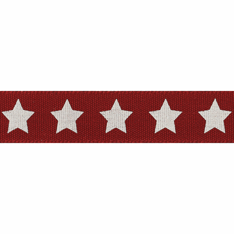 Picture of Magic Star: 4m x 15mm: Red