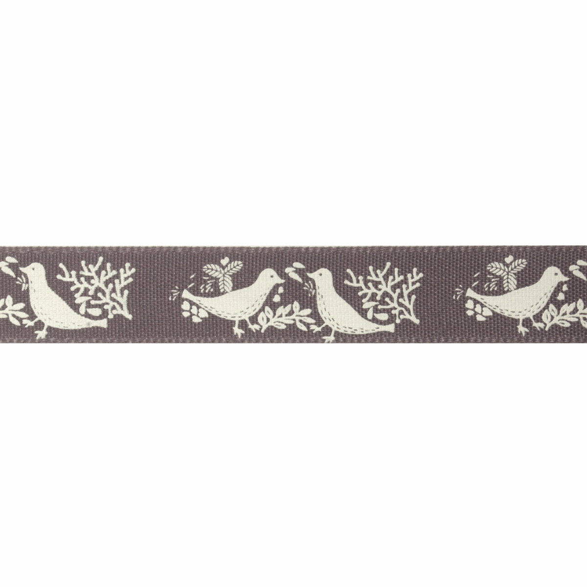 Picture of Turtle Dove: 4m x 15mm: Smoked Grey