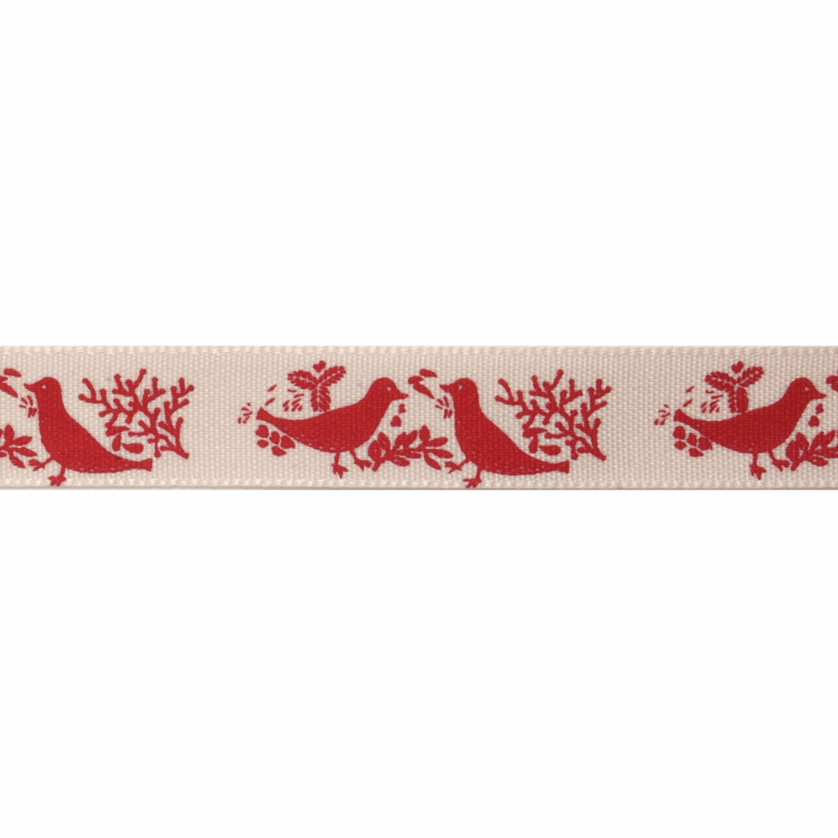 Picture of Turtle Dove: 4m x 15mm: Red