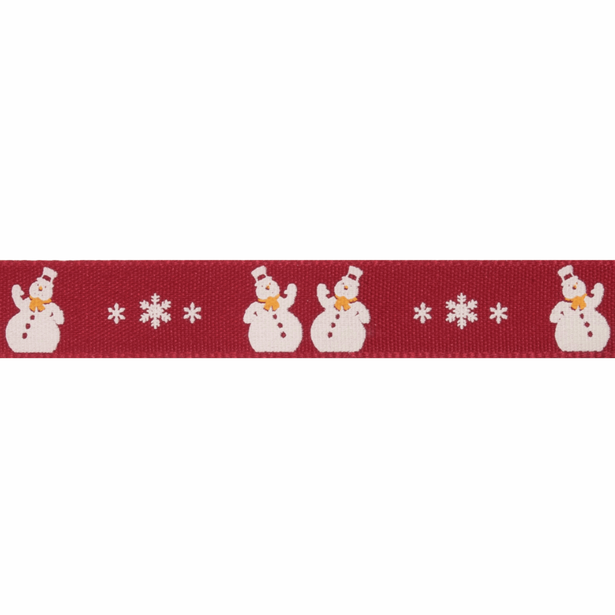 Picture of Snowman: 4m x 15mm: Red
