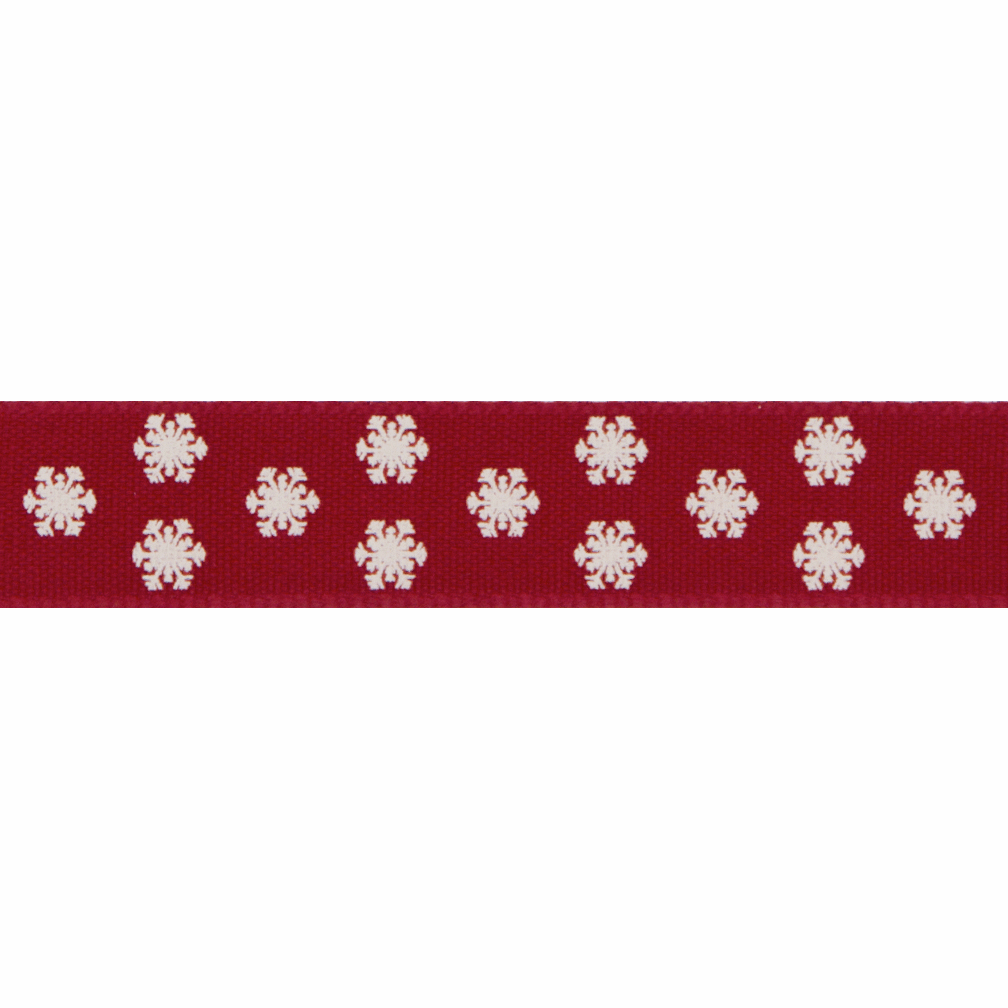 Picture of Polka Flakes: 4m x 15mm: Red
