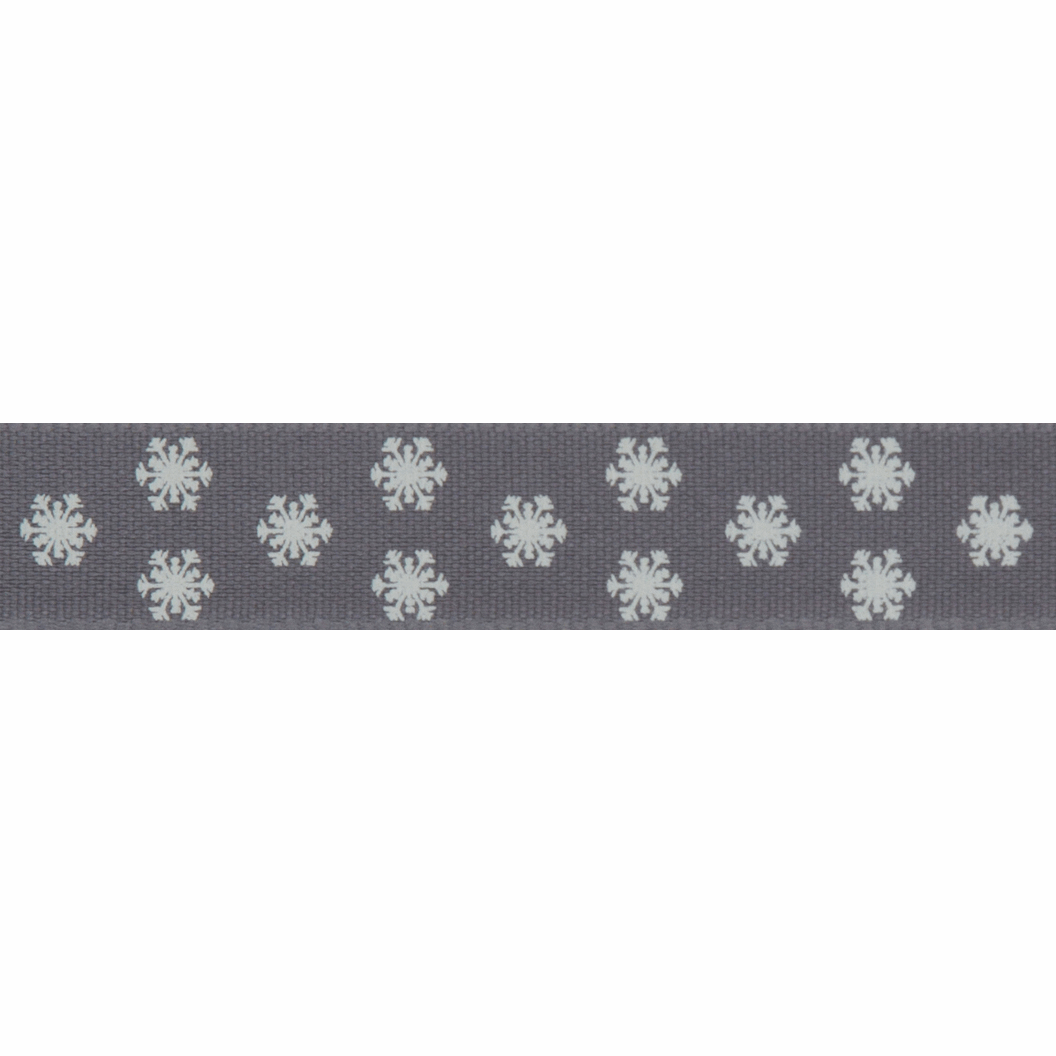 Picture of Polka Flakes: 3m x 25mm: Smoked Grey