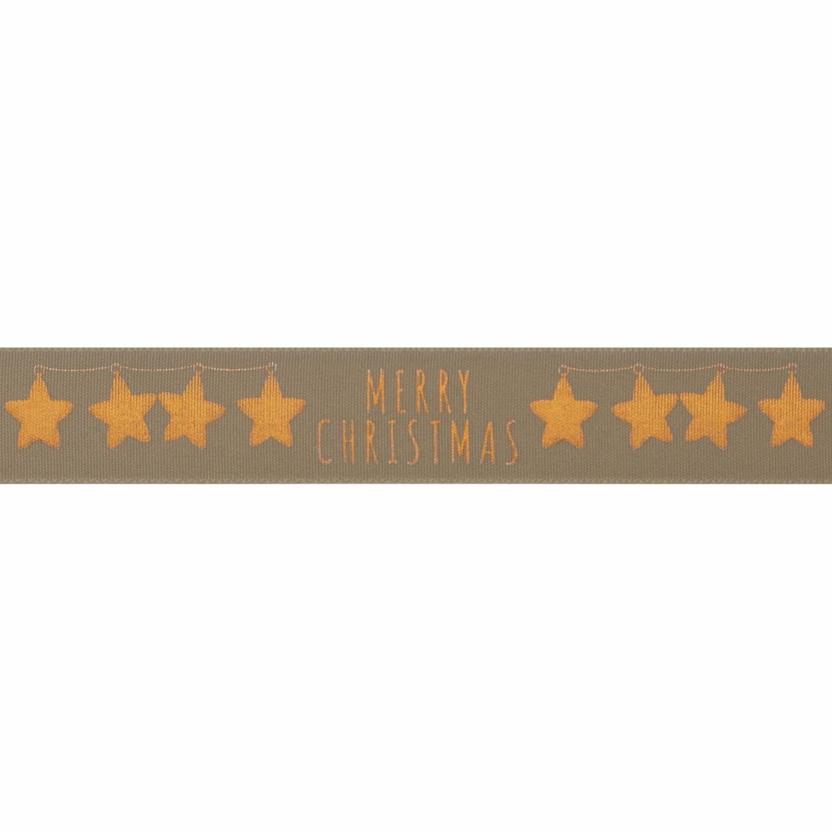 Picture of Merry Stars: 3m x 25mm: Copper