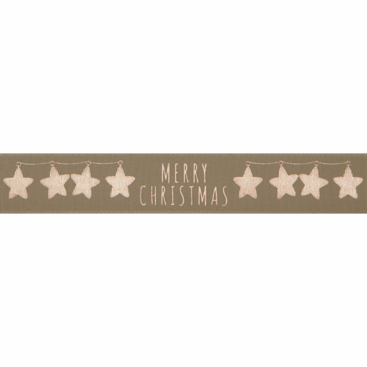 Picture of Merry Stars: 3m x 25mm: Rose Gold
