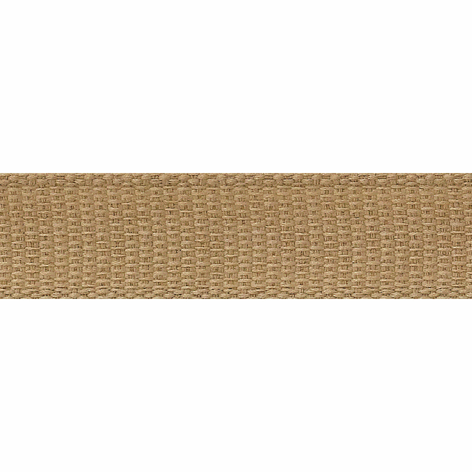 Picture of Hopsack: 3m x 25mm: Oatmeal