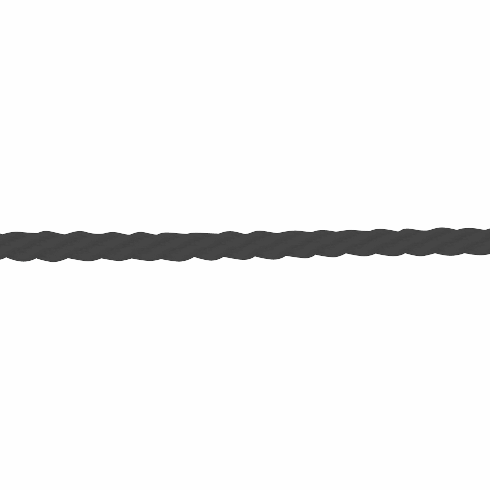 Picture of Twisted Twine: 4m x 5mm: Wardle Grey