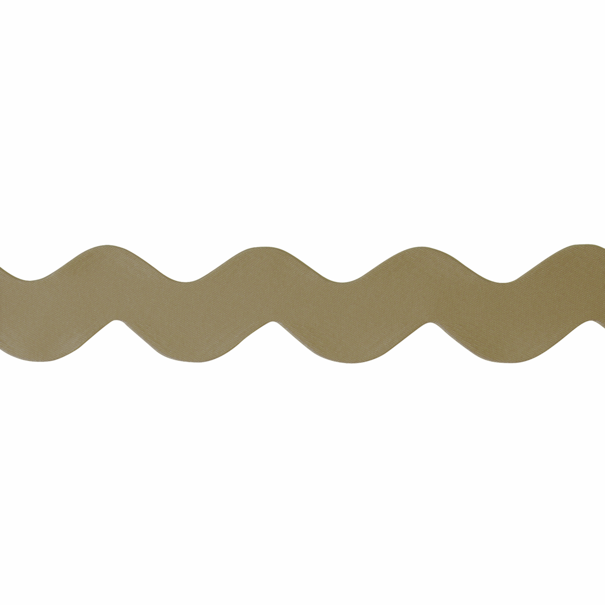 Picture of Rustic Ric Rac: 3m x 30mm: Oatmeal