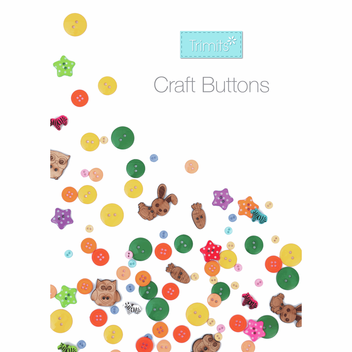 Picture of Trimits Craft Buttons Catalogue