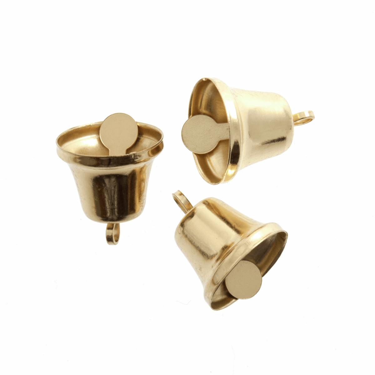 Picture of Bells: Liberty: 14mm: Gold: 5 Pack