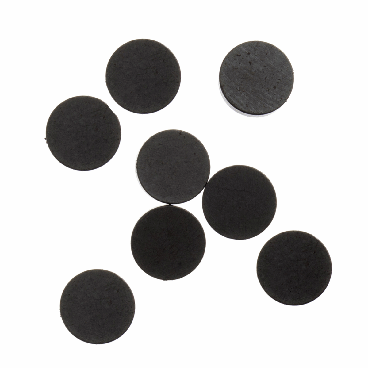 Picture of Magnet: Round: 18mm: 8 Pieces
