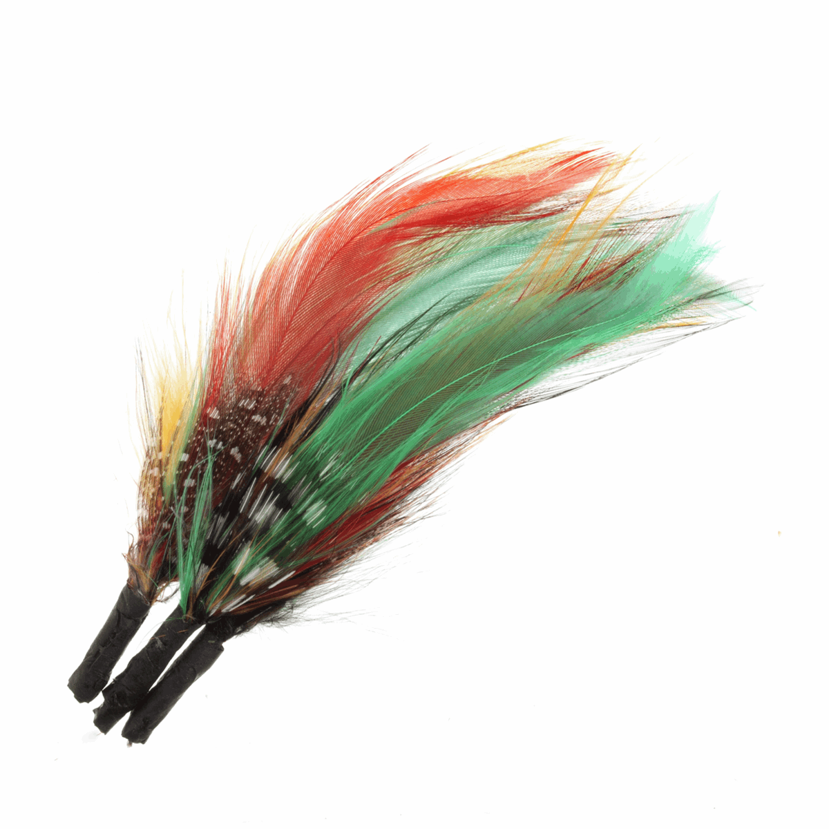 Picture of Feathers: Assorted Long Plumes: 3 per Pack